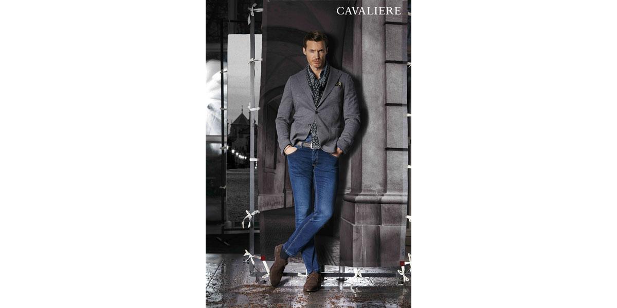cavaliere jackor och tröjor