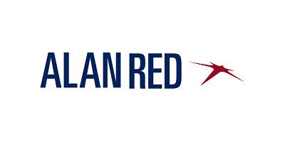 underkläder alan red logotype