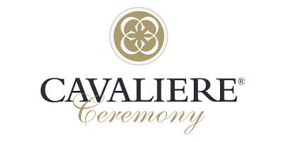 Festkläder bröllop cavaliere ceremony logotype