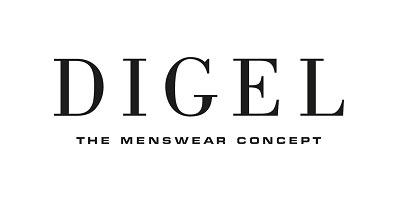kostymer digel logotype