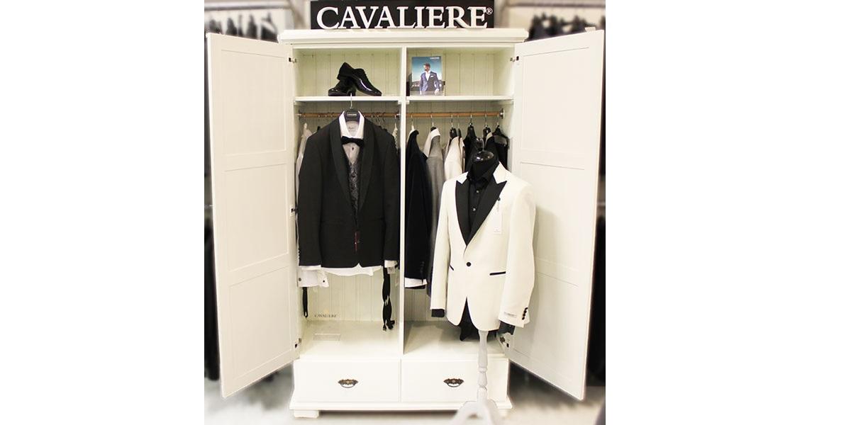 festkläder från cavaliere ceremony i borås