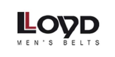 bälten lloyd belts logotype link